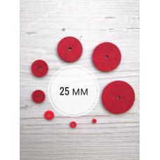 Диски фибра 25 мм